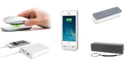 Batteries externes & chargeurs nomades