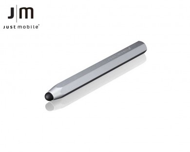 Just Mobile alu pen gris
