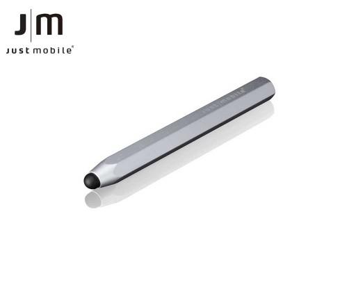 Just Mobile alu pen gris