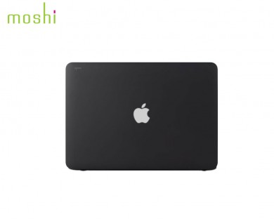 coque protection macbook Pro Retina 13 iGlaze Moshi Noir