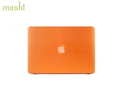 coque protection macbook Pro Retina 13 iGlaze Moshi orange
