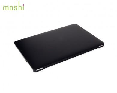 coque protection macbook air 13 iGlaze Moshi noir