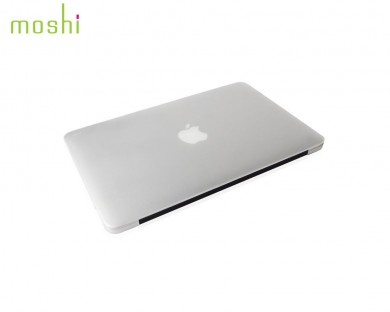 coque protection macbook air 11 iGlaze Moshi Transparent