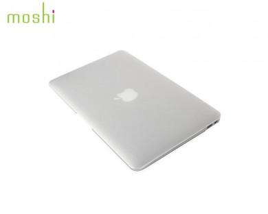 coque protection macbook air 11 iGlaze Moshi Transparent