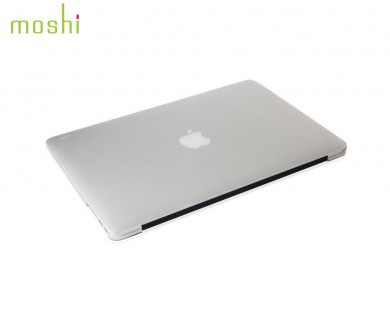 coque protection macbook air 13 iGlaze Moshi transparent
