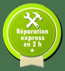 Réparation en 2 H