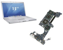remplacement carte mere macbook pro non unibody a1226 a1261