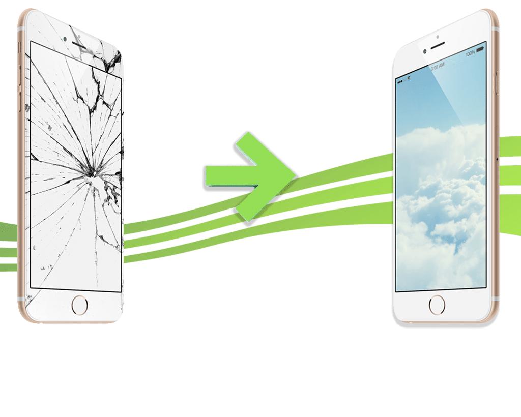 Ecran D Iphone 4s Blanc