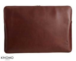 knomo-macbook-pro-uni-sleeve-marron-2