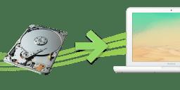 Disque Dur pour Macbook Blanc Unibody