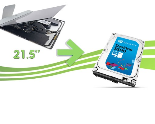 """Disque Dur SSHD Nouvel iMac 21.5"""""""