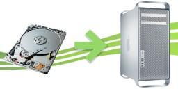 Réparation de disque dur pour Mac Pro