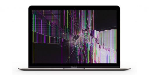 "réparation écran macbook retina 12"""