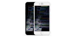 Iphone - Réparation d'écran cassé