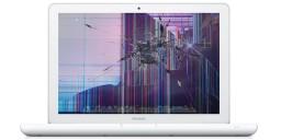 Macbook Blanc Unibody - Réparation d'écran