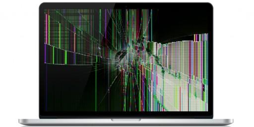 réparation écran macbook pro retina