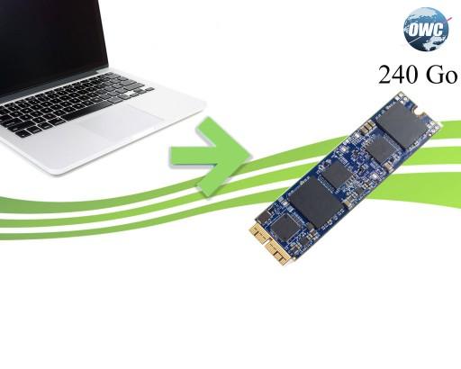 SSD Macbook pro retina 240