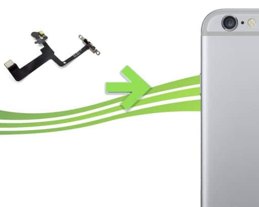 Réparation iPhone 6 nappe power