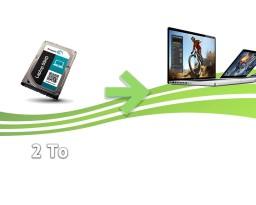 Disque dur SSHD 2 To Macbook Pro Unibody