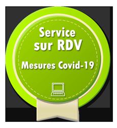 Service sur RDV